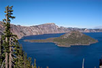 Crater Lake Park, Oregon