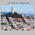 San Francisco Virtual Tour CD