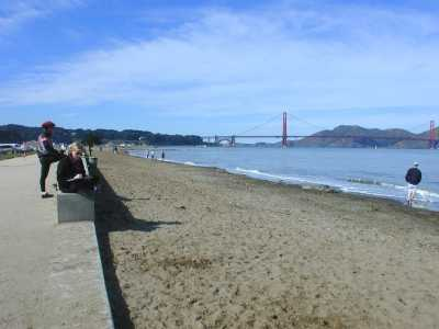 the golden gate bridge pictures. Golden Gate Bridge view from